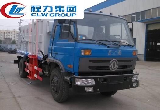 东风145【12立方】对接式垃圾车