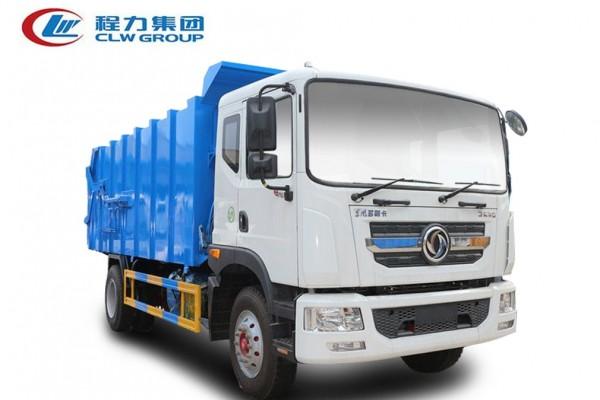 东风多利卡D9【12立方】对接垃圾车