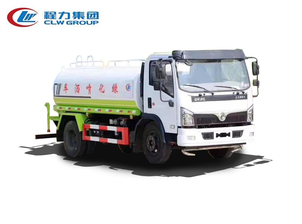 【国六】东风大福瑞卡【8立方】洒水车