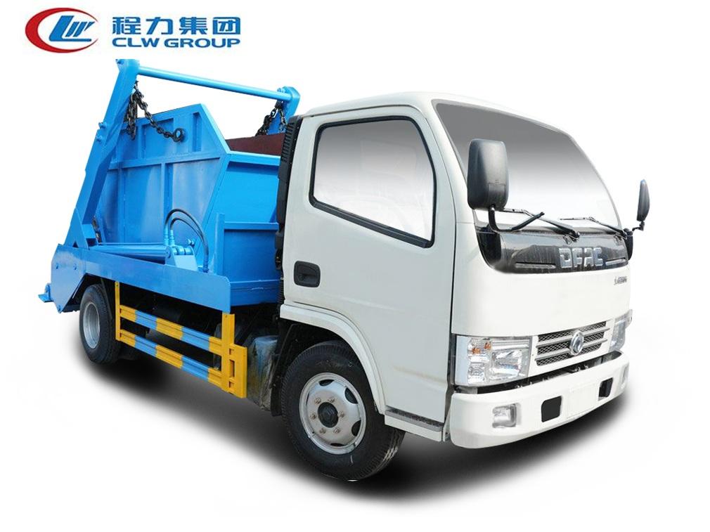 东风小多利卡【5立方】摆臂垃圾车