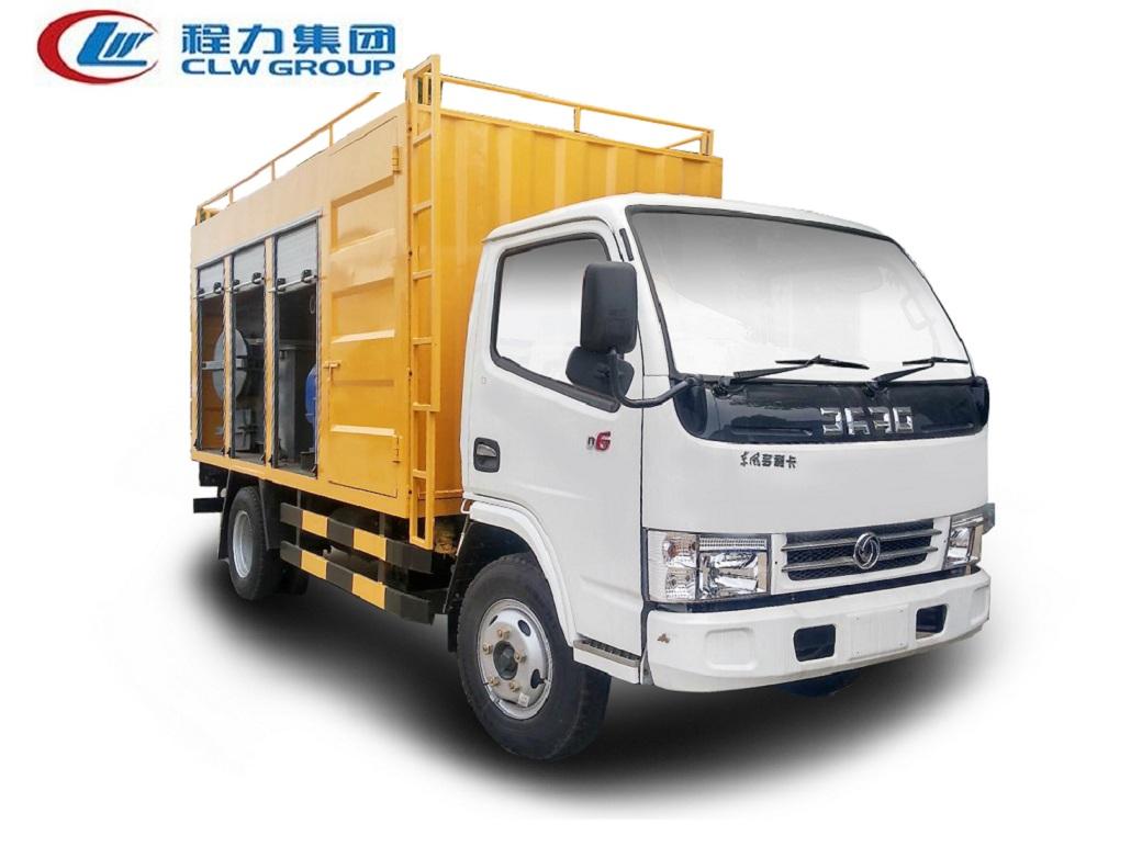 东风多利卡【蓝牌】污水处理车