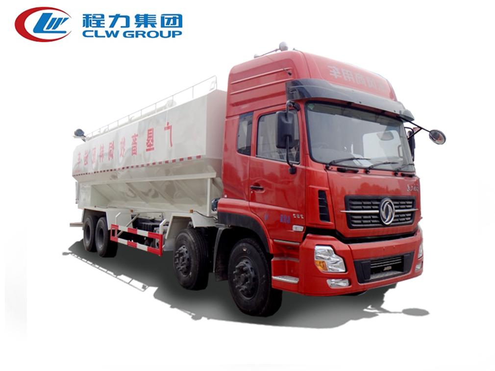 东风天龙【20吨/40立方】散装饲料车
