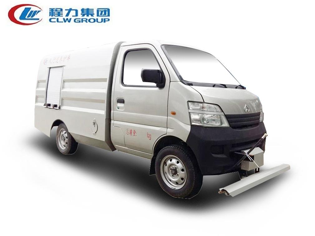 长安【1.2立方】路面清洗车